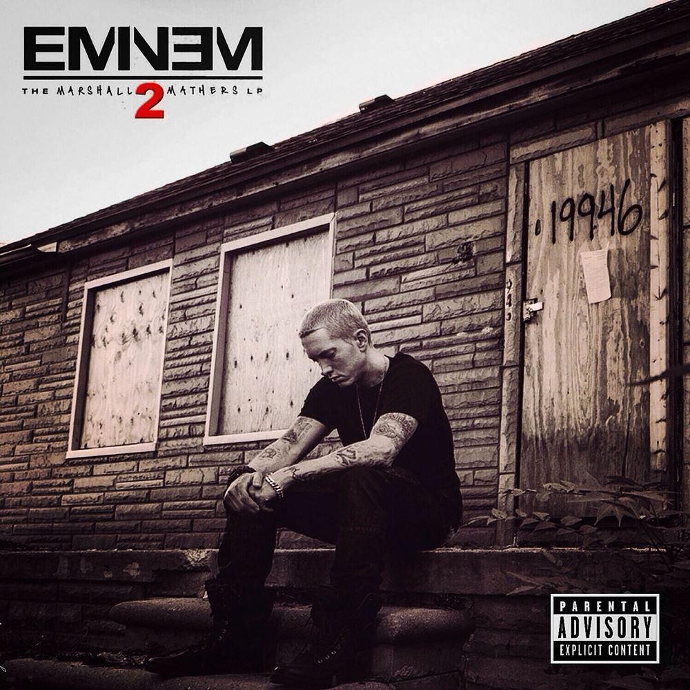 Recovery – Eminem Album